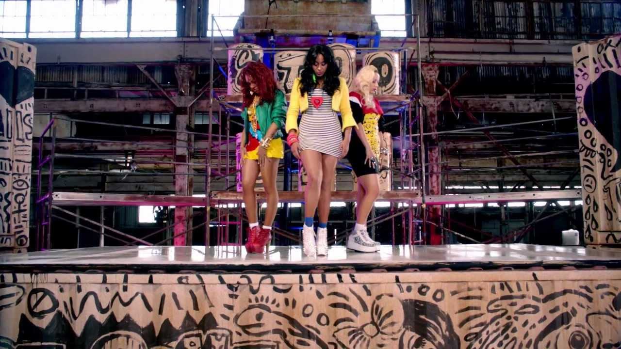 Stooshe - Waterfalls (Official Video)
