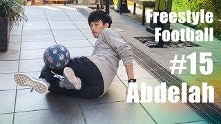 【アブドラ】フリースタイルフットボール/リフティング技 #15 By Tokura | Funmee!! [ファンミー]  - Free Style Football -