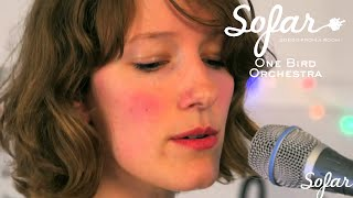 One Bird Orchestra - That Place | Sofar Brussels