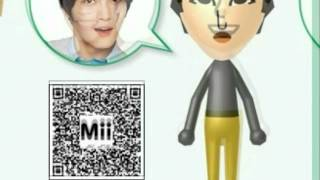 Nintendo 3ds Gold Mii Pack