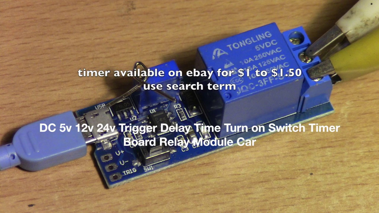 Alternate Timer For My Diy 18650 Battery Tab Welder Youtube Spot Controller Board Pcb Without Components