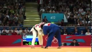 Дзюдо. Самая быстрая победа в мире. Расул Бокиев