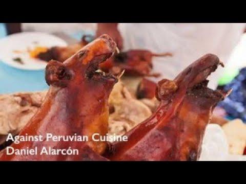 Against Peruvian Cuisine