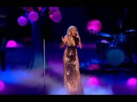 ELLIE GOULDING SINGS BURN ON THE X FACTOR TOP 12 RESULTS SHOW