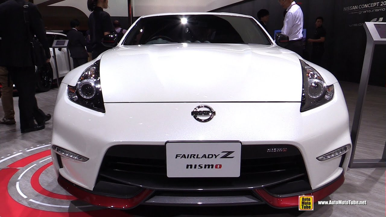2016 Nissan Fairlady Z Nismo 370z Exterior And Interior Walkaround 2017 Tokyo Motor Show You