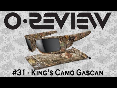 4c6ecc4e56 Oakley Reviews Episode 31  King s Camo Gascan   Kin - YouTube