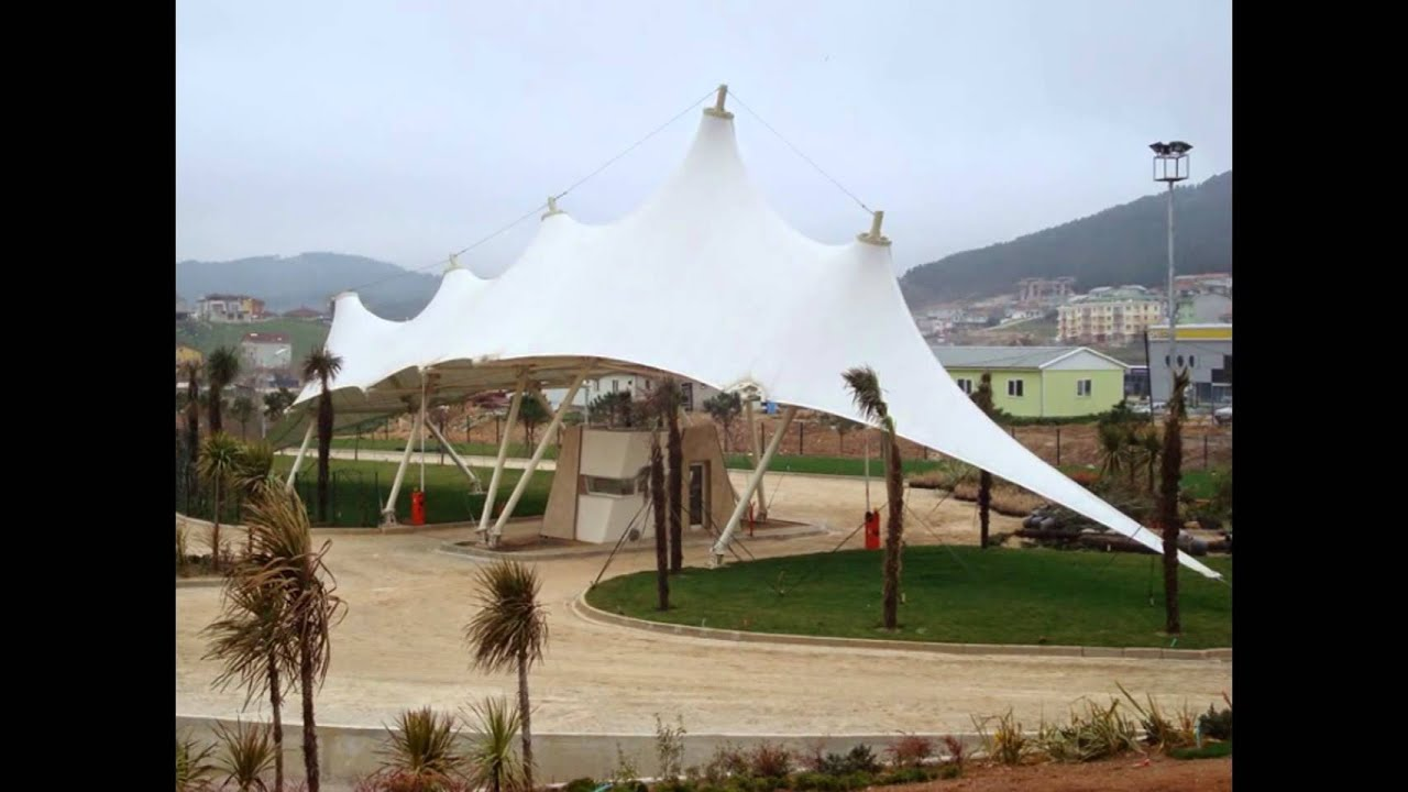 Tensile Structure YouTube - Tensile architecture