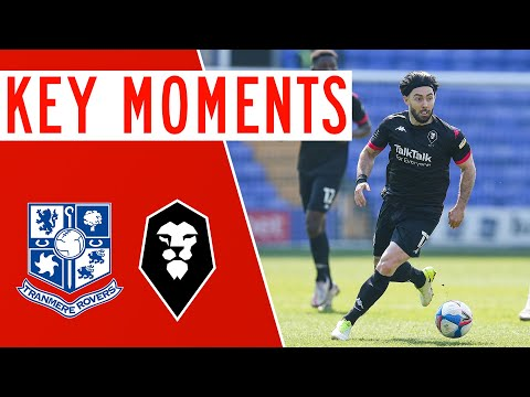 Tranmere Salford Goals And Highlights