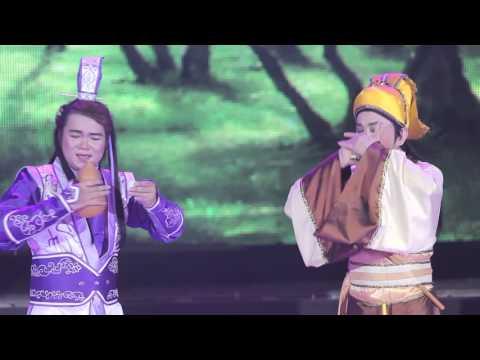 Kim Tử Long - Vũ Linh Tâm - Trích đoạn: Cao Tiệm Ly tiễn Kinh Kha (Cải lương)