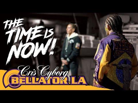 Cris Cyborg THE TIME IS NOW #Bellator238 Julia Budd Championship Fight