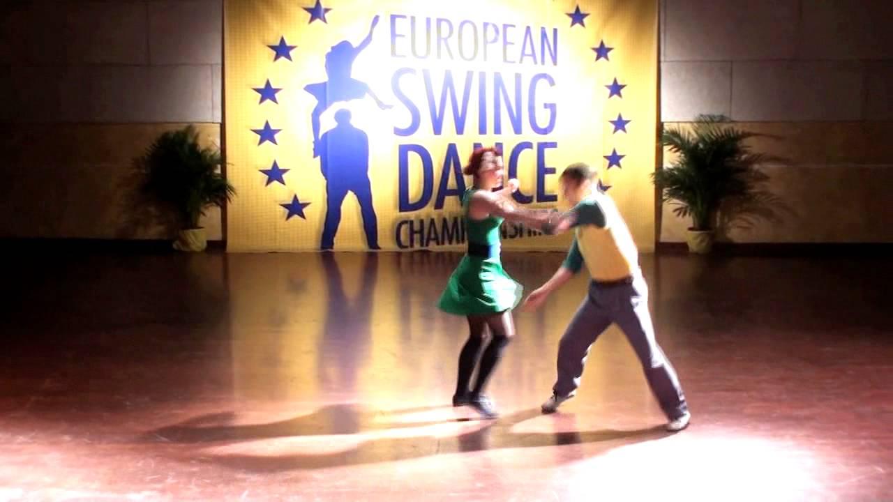 Esdc 2011 Lindy Hop Showcase William Amp Maeva Youtube