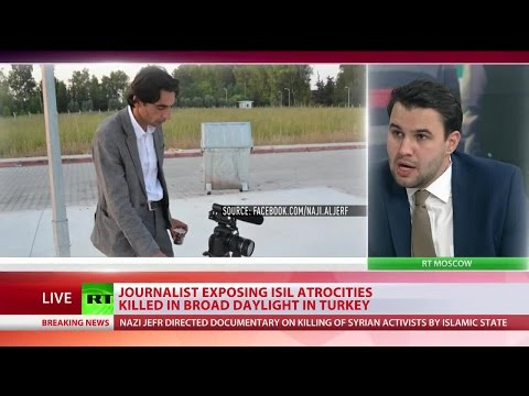 Syrian journalist exposing ISIS Aleppo atrocities assassinated in Turkey