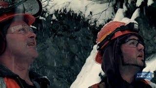 Shooting Down Giant Icicles | Railroad Alaska