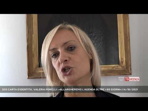 SOS CARTA D'IDENTITA', VALERIA PORELLI: «ALLARGHE...