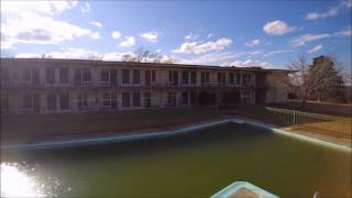 The little resort that once was ... in the piney hills of Louisiana