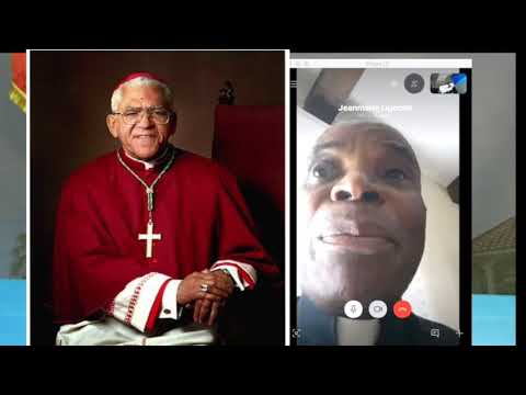 Father Fritz Ligonde-May 14