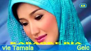 Gelora Cinta ~ Evie Tamala (Karaoke Dangdut)