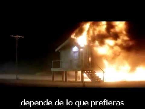 Arctic monkeys - fire and the thud subtitulado al español