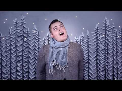 Marc Martel - Silent Night - Official Music Video