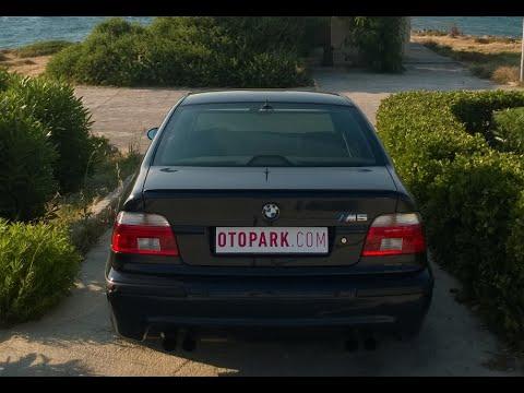 VLOG | BMW M5 'Lastik Değişimi'