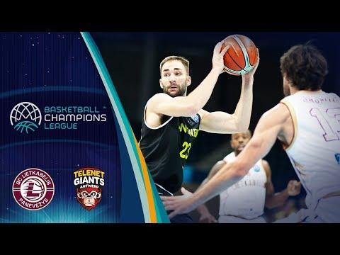 Lietkabelis v Telenet Giants Antwerp - Highlights - Basketball Champions League 2018-19