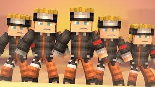 Minecraft : NARUTO #02 - NOVO JUTSU