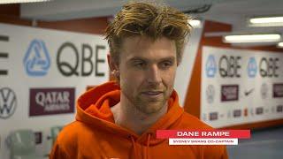 Dane Rampe Post-Match Interview - Round 13