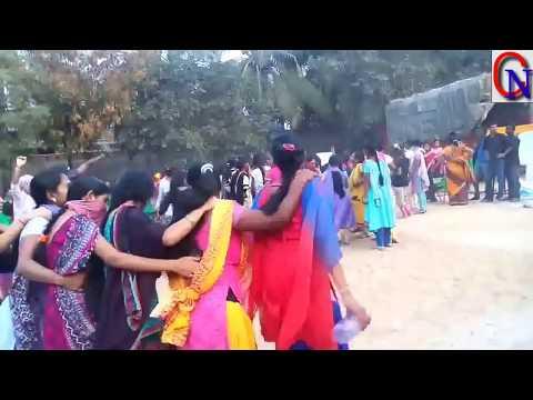 Odia Village Girl Dance Sambalpuri Songs
