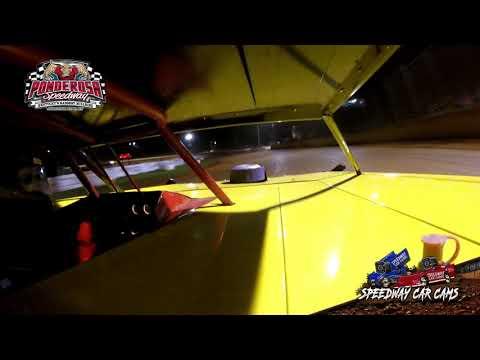 Winner Ronnie Cole Jr - Street Stock - 5-17-19 Ponderosa Speedway - In Car Camera
