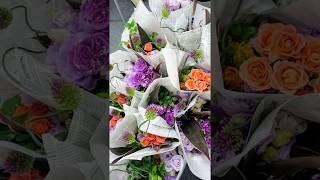 花の笑顔~(*^.^*)フラワーアレンジメント thumbnail