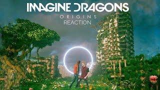 РЕАКЦИЯ НА АЛЬБОМ: Imagine Dragons