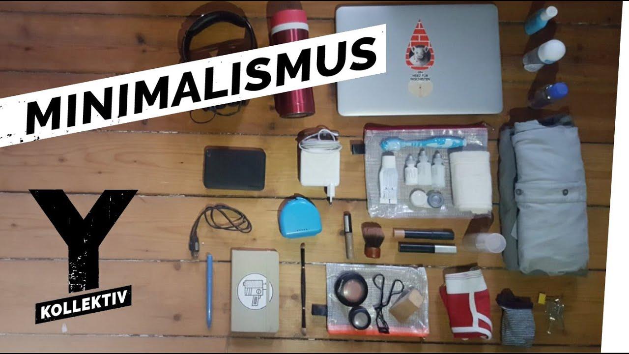 Minimalismus warum dieser lifestyle gl cklich macht i y for Warum minimalismus