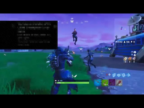 Fortnite trying to find clinger