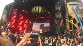 G-Eazy Electric Forest 2015 (You Got Me)