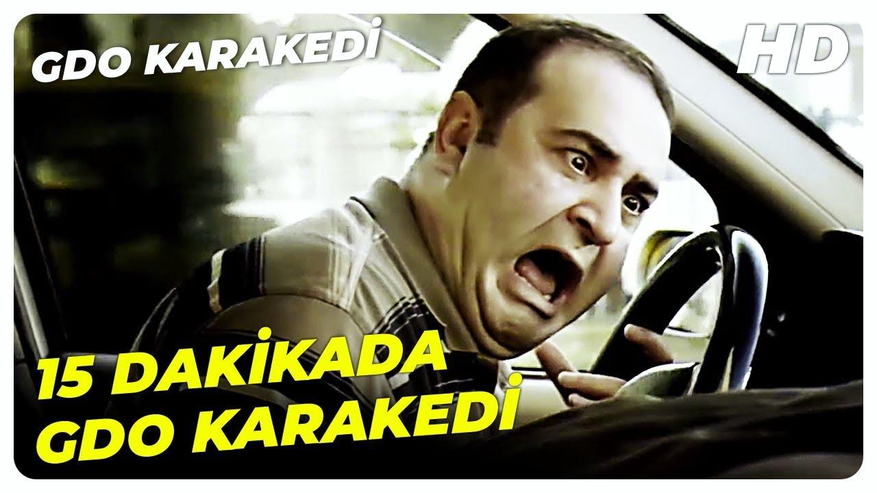 15 Dakikada GDO  Karakedi | Şafak Sezer Türk Komedi Filmi