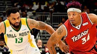 Trilogy vs Ball Hogs Full Game Highlights | Week 7 | Season 3, BIG3 Basketball