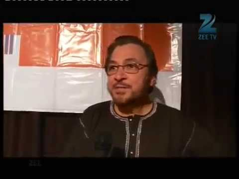 Zee TV on Saudha's World Poetry and Indian Classical Music Festival 2013 in Nehru Centre