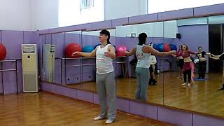 Олег Иванов танец живота(1)