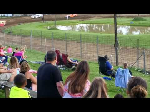 Super Stock Heat Race 7/1/2017 Paragon Speedway