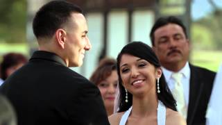 Wedding Videography - Tucson Bride and Groom (Marissa & Albert)