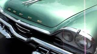 1957 DODGE CUSTOM ROYAL HARDTOP - FINS AGAIN