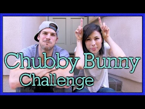 CHUBBY BUNNY CHALLENGE w Rick Malambri