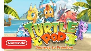 TurtlePop: Journey to Freedom Launch Trailer - Nintendo Switch