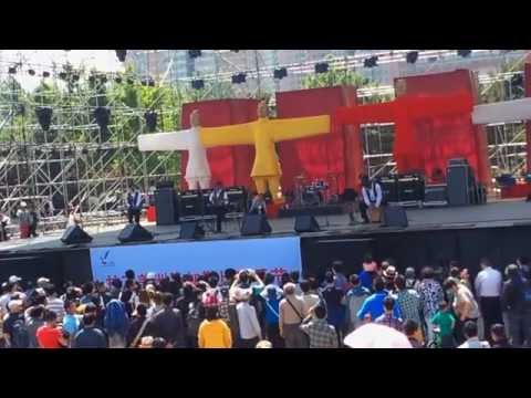 Renacer Peru Band at Beijing International Music Festival