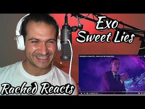 Coach Reaction - Exo - Seoul DVD - Sweet Lies