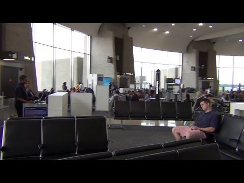 A Video Tour of Washington Reagan National Airport, Terminals A, B, and part of C (Part 2)