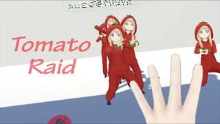 [VRChat] Ryan Tomato Raid by the Loli Squad