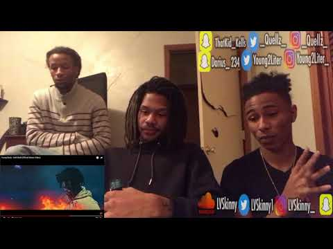Young Nudy - Hell Shell (Reaction Video)