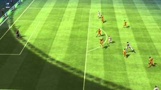 2014 World Cup Demo Andy Carroll Volley