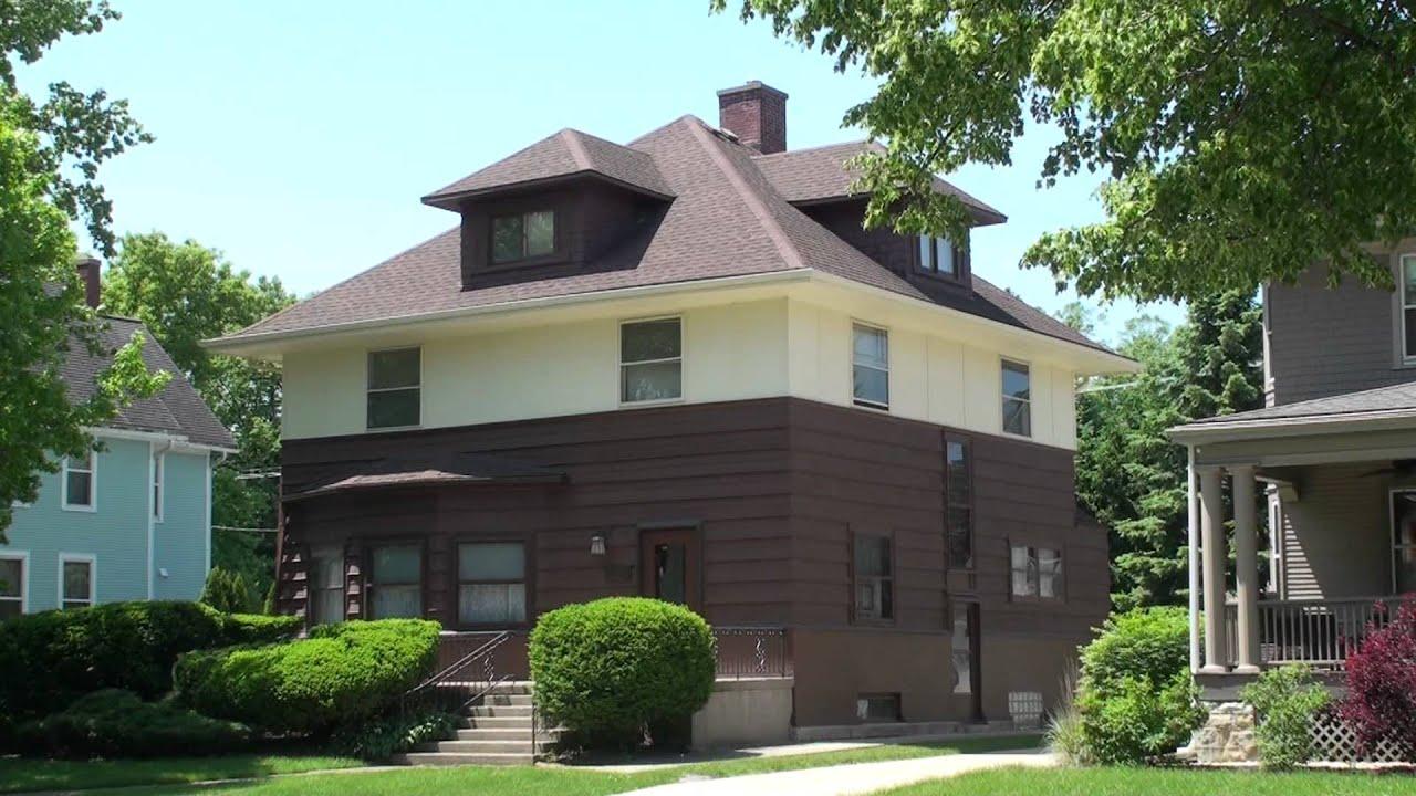 Frank Lloyd Wright In La Grange, Wright Neighbors On 8th St.   YouTube